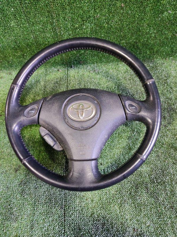 Руль с airbag Toyota Ipsum ACM26 2AZFE 2002 (б/у)