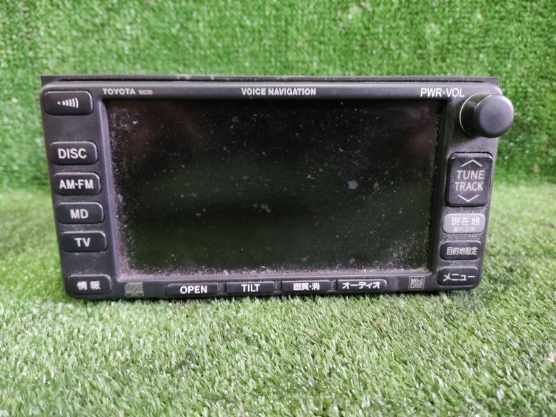 Магнитофон Toyota Ipsum ACM26 2AZFE 2002 (б/у)