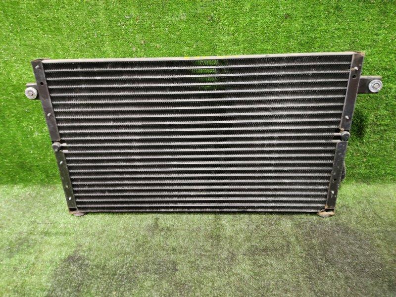 Радиатор кондиционера Mitsubishi Pajero V43W 6G72 1991 (б/у)