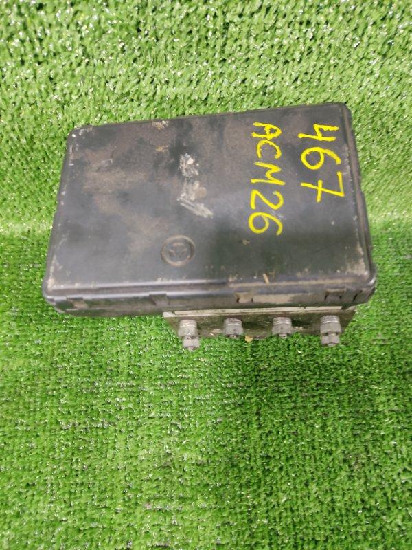 Блок abs Toyota Ipsum ACM26 2AZFE 2002 (б/у)