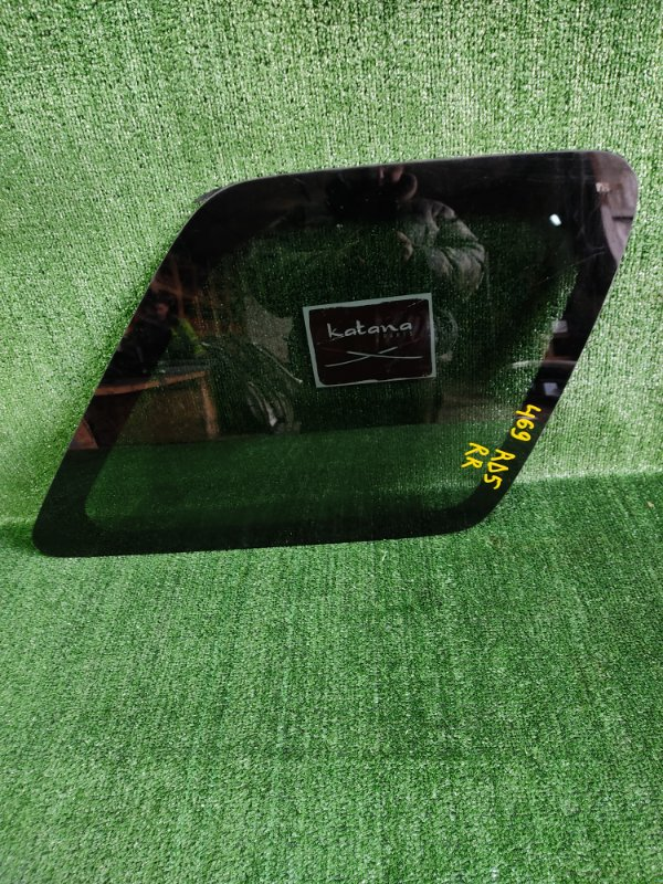 Стекло собачника Honda Cr-V RD5 K20A 2004 заднее правое (б/у)