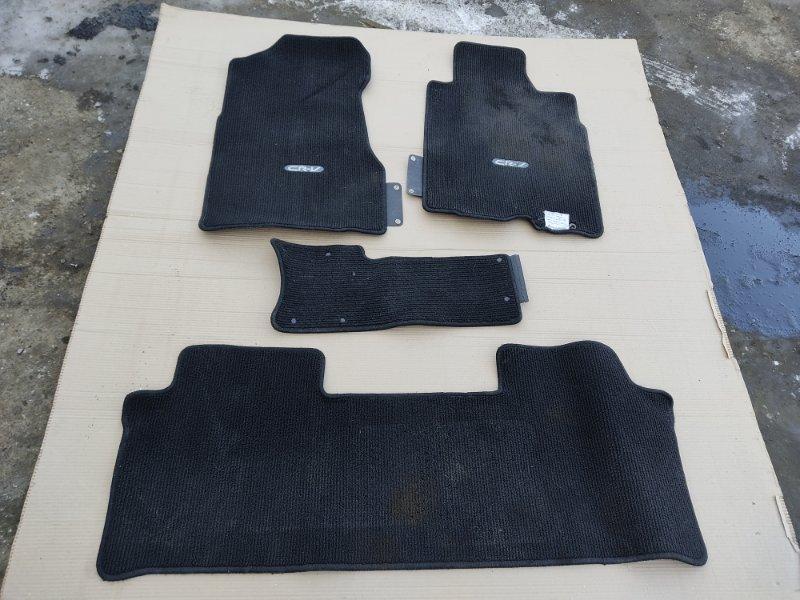 Коврики комплект Honda Cr-V RD5 K20A 2004 (б/у)