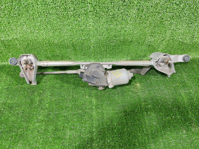 Механизм дворников Subaru Forester SH5 EJ204 2008 передний (б/у)