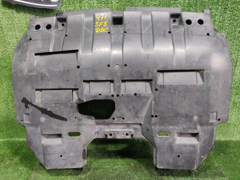 Защита двигателя Subaru Forester SF5 EJ205 2001 (б/у)