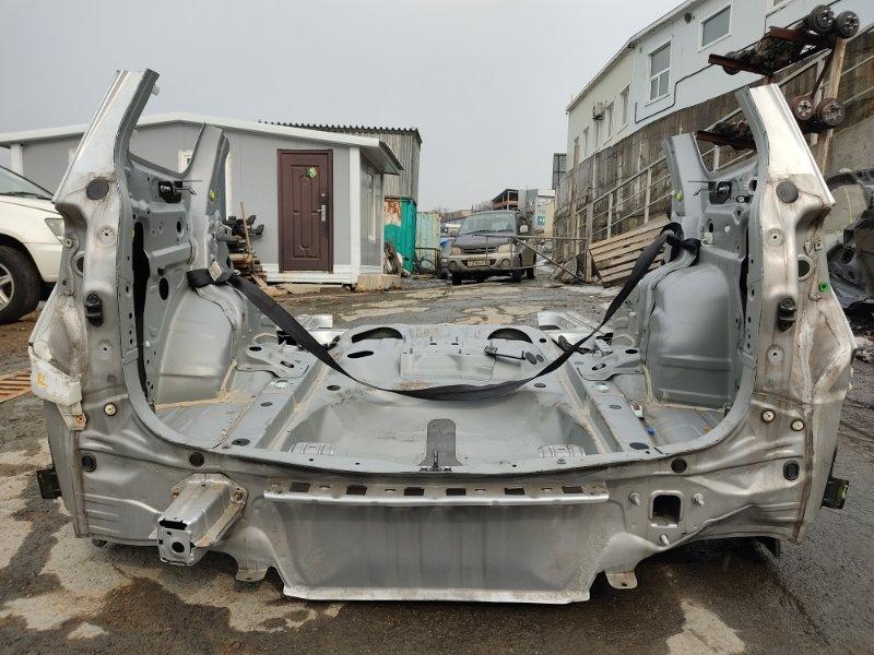 Задняя часть а/м Subaru Forester SH5 EJ204 2008 задняя (б/у)