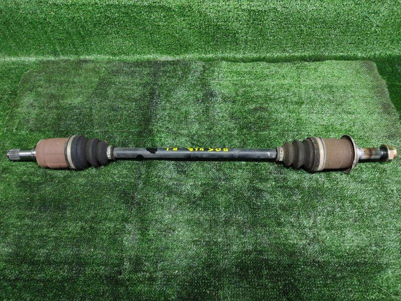Привод Honda Cr-V RD5 K20A 2004 задний левый (б/у)