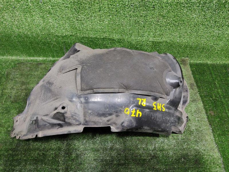 Подкрылок Subaru Forester SH5 EJ204 2008 задний левый (б/у)