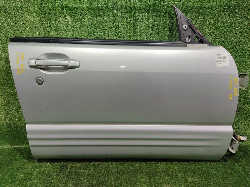 Дверь Subaru Forester SF5 EJ205 2001 передняя правая (б/у)