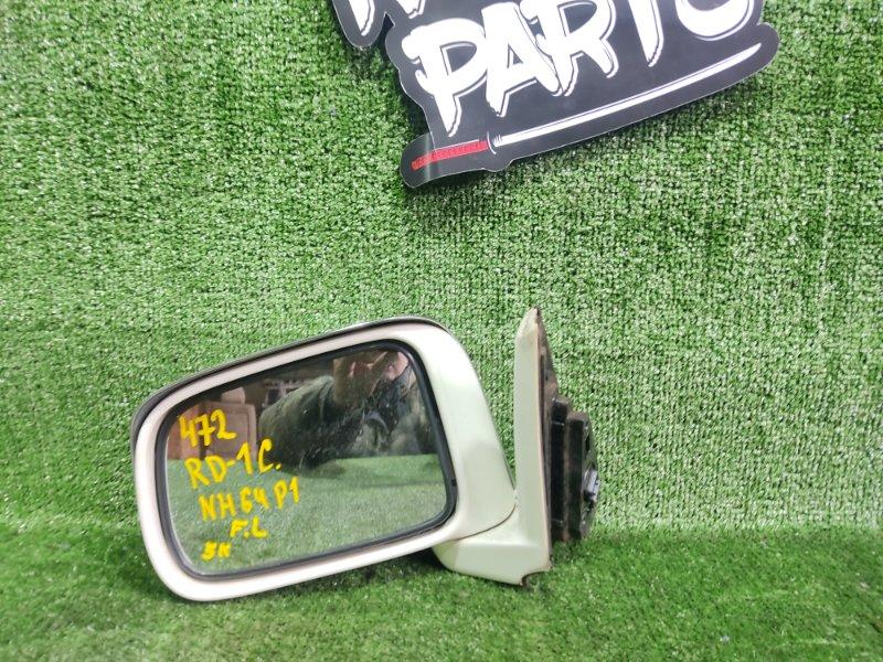 Зеркало Honda Cr-V RD1 B20B 2000 переднее левое (б/у)