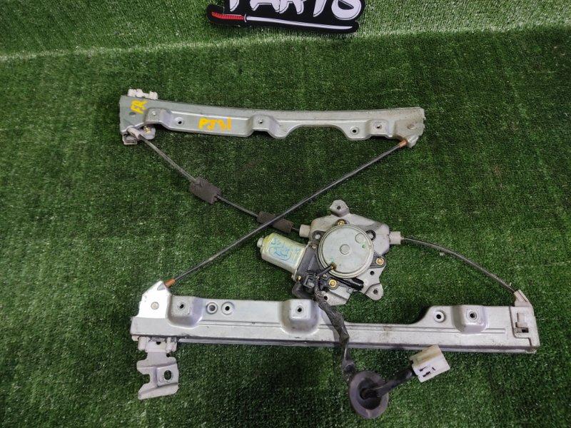 Стеклоподъемник Nissan Teana PJ31 VQ35DE передний правый (б/у)