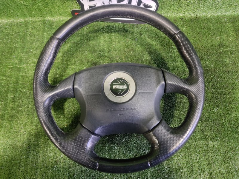Руль с airbag Subaru Forester SF5 EJ205 2001 (б/у)