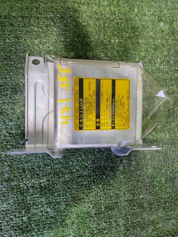 Блок управления airbag Subaru Forester SF5 EJ205 2001 (б/у)