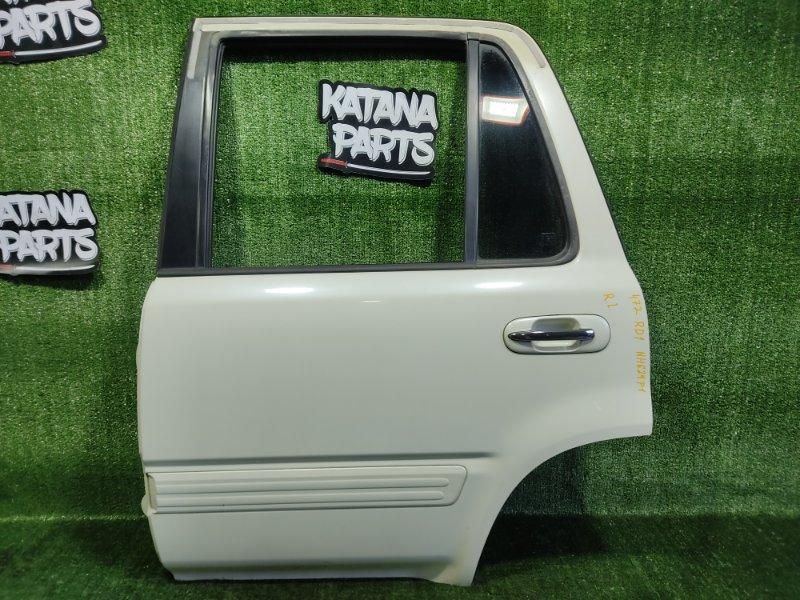 Дверь Honda Cr-V RD1 B20B 2000 задняя левая (б/у)