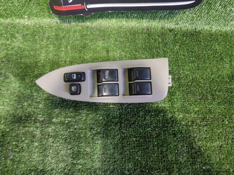 Блок управления стеклами Toyota Corolla Spacio AE115 7AFE 2000 передний правый (б/у)