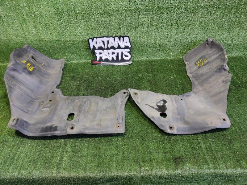 Защита двигателя Toyota Corolla Spacio AE115 7AFE 2000 (б/у)