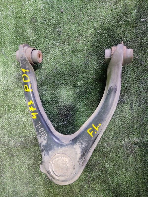Рычаг Honda Cr-V RD1 B20B 2000 передний левый верхний (б/у)