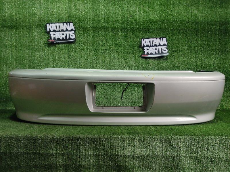 Бампер Toyota Corolla Spacio AE115 7AFE 2000 задний (б/у)