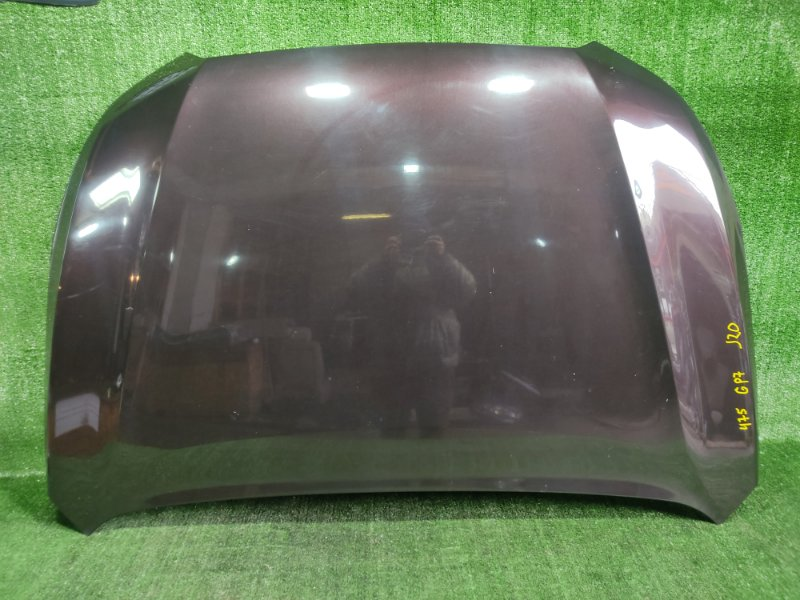 Капот Subaru Impreza GP7 FB20A 2011 (б/у)