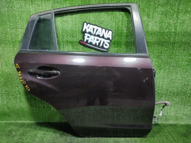 Дверь Subaru Impreza GP7 FB20A 2011 задняя правая (б/у)