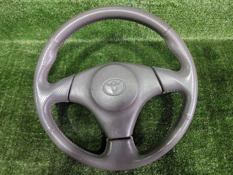 Руль с airbag Toyota Corolla Spacio AE115 7AFE 2000 (б/у)