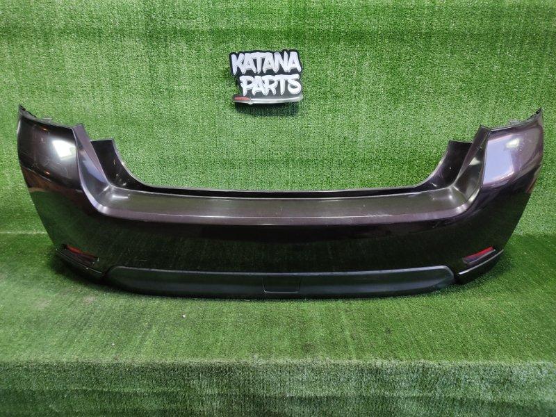 Бампер Subaru Impreza GP7 FB20A 2011 задний (б/у)