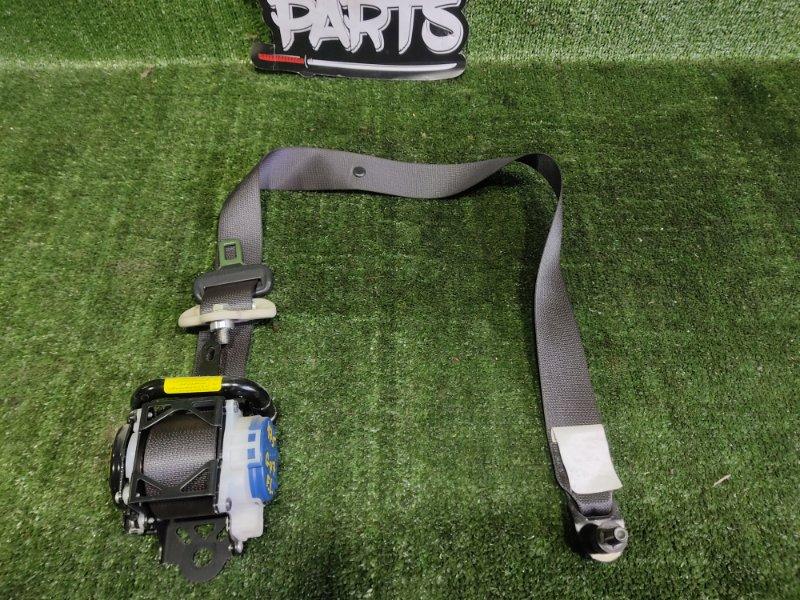 Ремень безопасности Subaru Impreza GP7 FB20A 2011 передний левый (б/у)