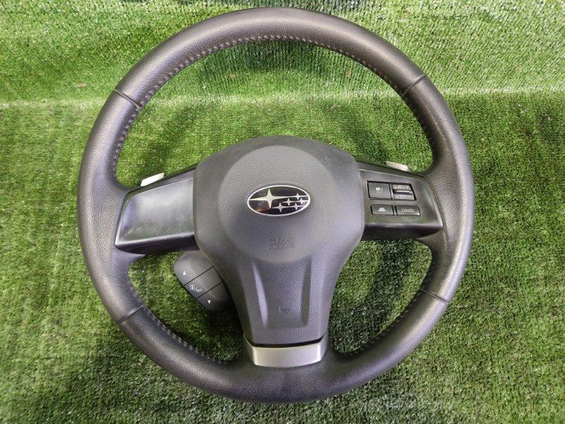 Руль с airbag Subaru Impreza GP7 FB20A 2011 (б/у)