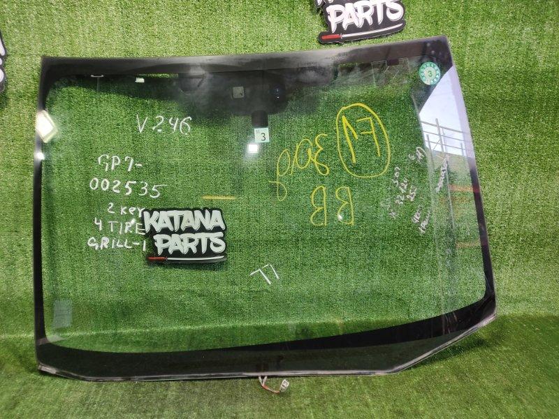 Стекло лобовое Subaru Impreza GP7 FB20A 2011 (б/у)