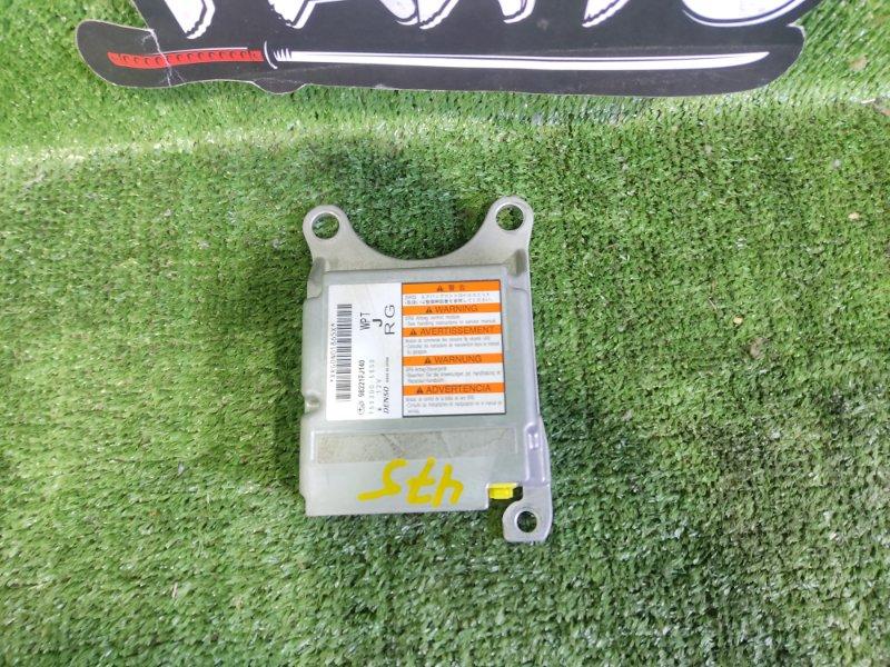 Блок управления airbag Subaru Impreza GP7 FB20A 2011 (б/у)