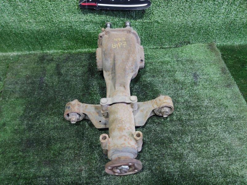 Редуктор Subaru Impreza GP7 FB20A 2011 задний (б/у)