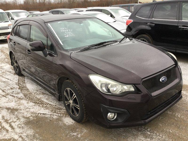 Сидения комплект Subaru Impreza GP7 FB20A 2011 (б/у)
