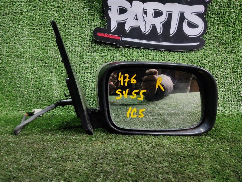 Зеркало Toyota Vista SV55 3SFE 2001 переднее правое (б/у)