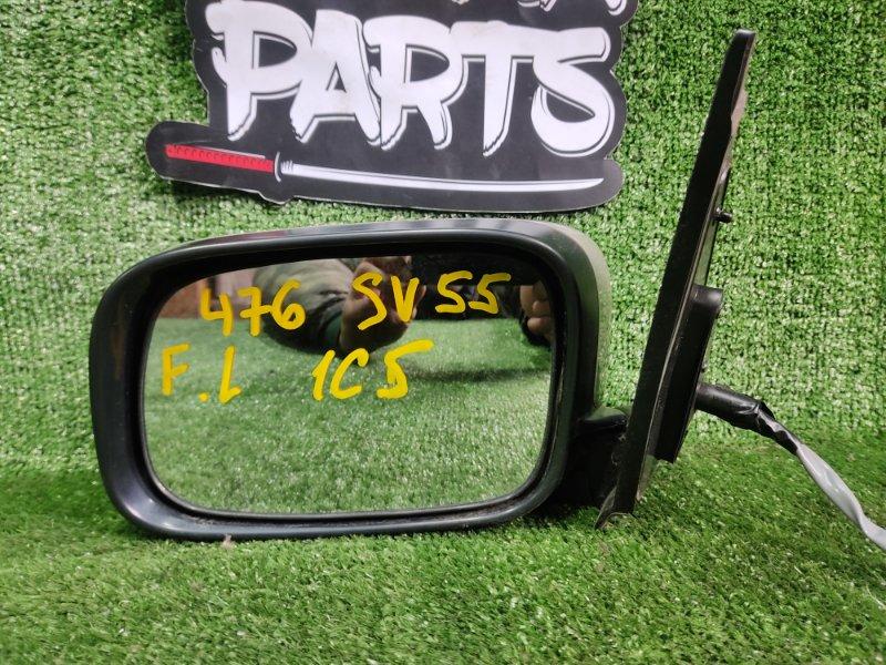Зеркало Toyota Vista SV55 3SFE 2001 переднее левое (б/у)