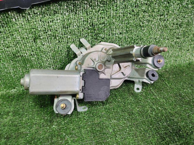 Механизм дворников Toyota Vista SV55 3SFE 2001 задний (б/у)