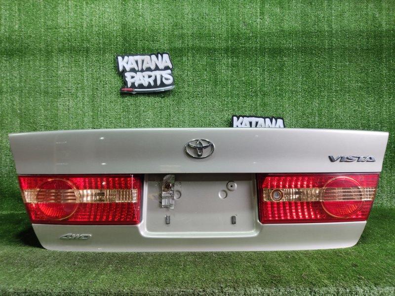 Крышка багажника Toyota Vista SV55 3SFE 2001 (б/у)