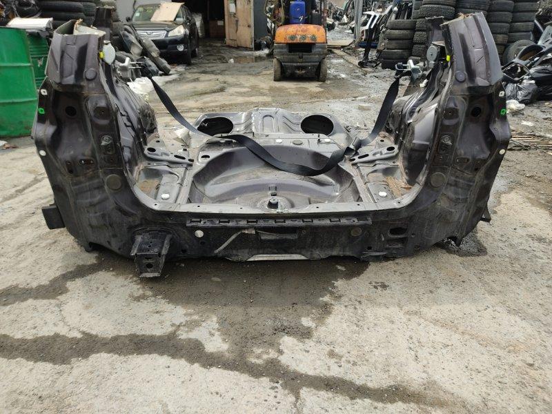 Задняя часть а/м Subaru Impreza GP7 FB20A 2011 (б/у)