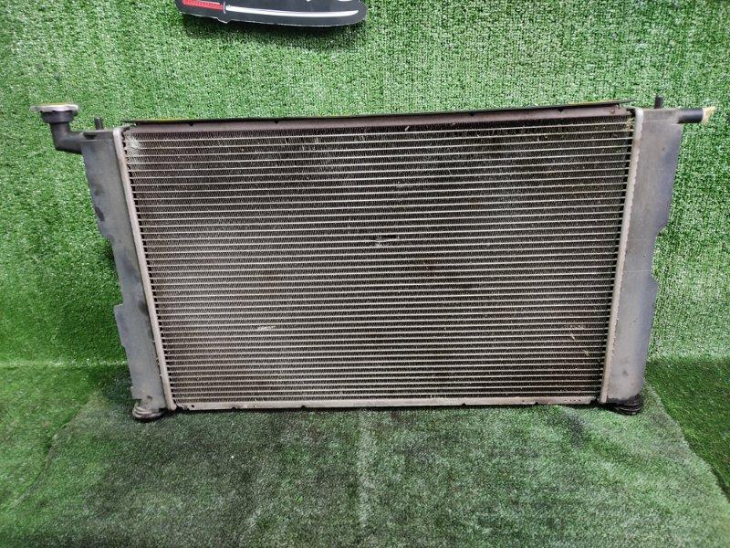 Радиатор основной Toyota Vista SV55 3SFE 2001 (б/у)