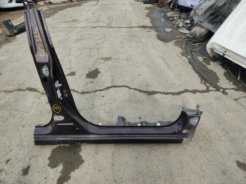 Порог Subaru Impreza GP7 FB20A 2011 правый (б/у)