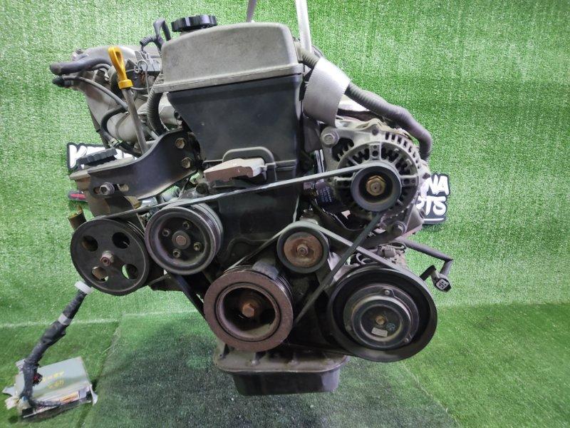 Двигатель Toyota Corolla Spacio AE115 7AFE 2000 (б/у)