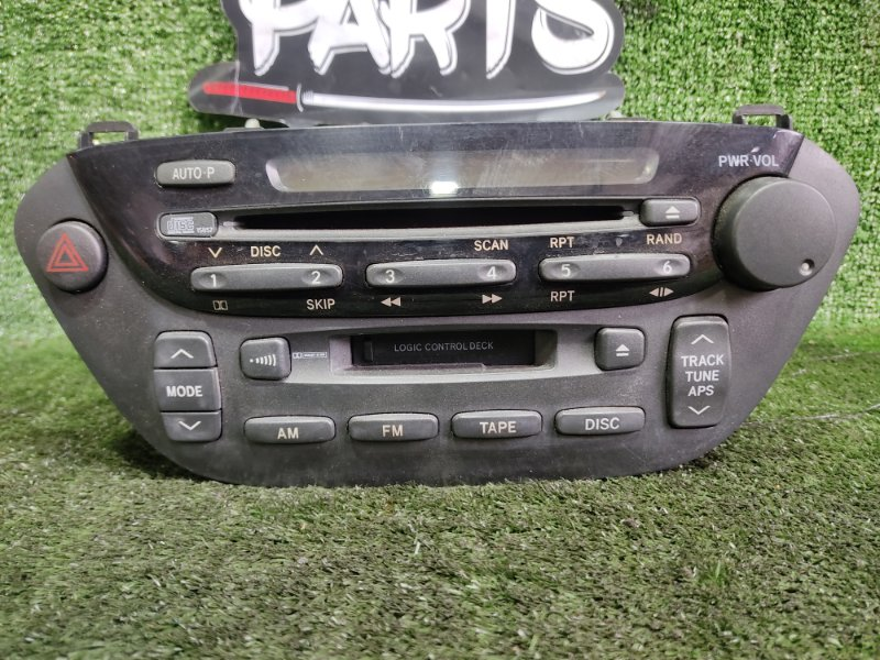 Магнитофон Toyota Vista SV55 3SFE 2001 (б/у)