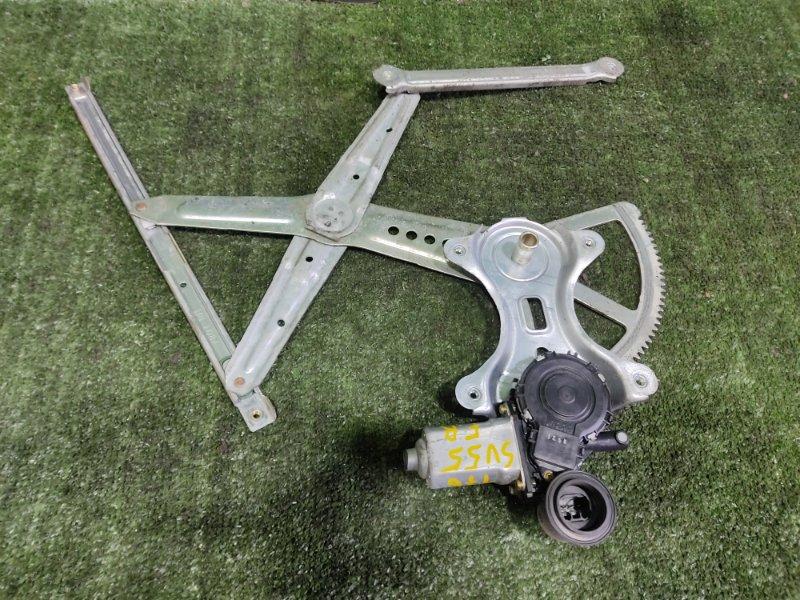 Стеклоподъемник Toyota Vista SV55 3SFE 2001 передний правый (б/у)