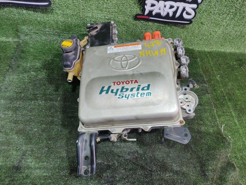 Инвертор Toyota Prius NHW11 1NZFXE 2000 (б/у)