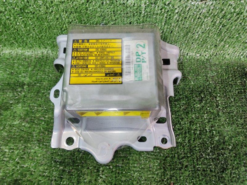 Блок управления airbag Toyota Prius NHW11 1NZFXE 2000 (б/у)