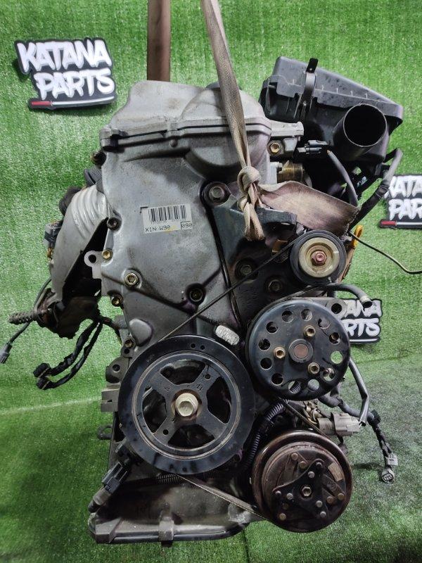 Двигатель Toyota Prius NHW11 1NZFXE 2000 (б/у)