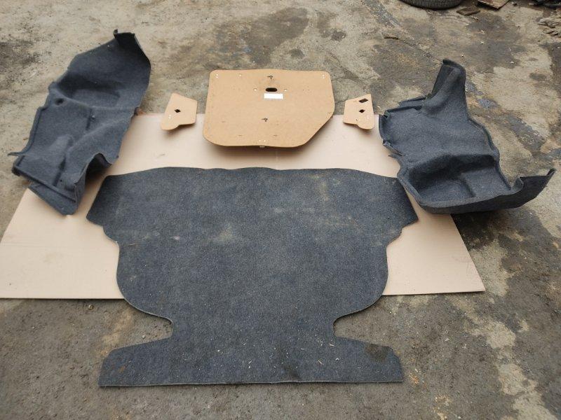 Обшивка багажника Toyota Vista SV55 3SFE 2001 (б/у)