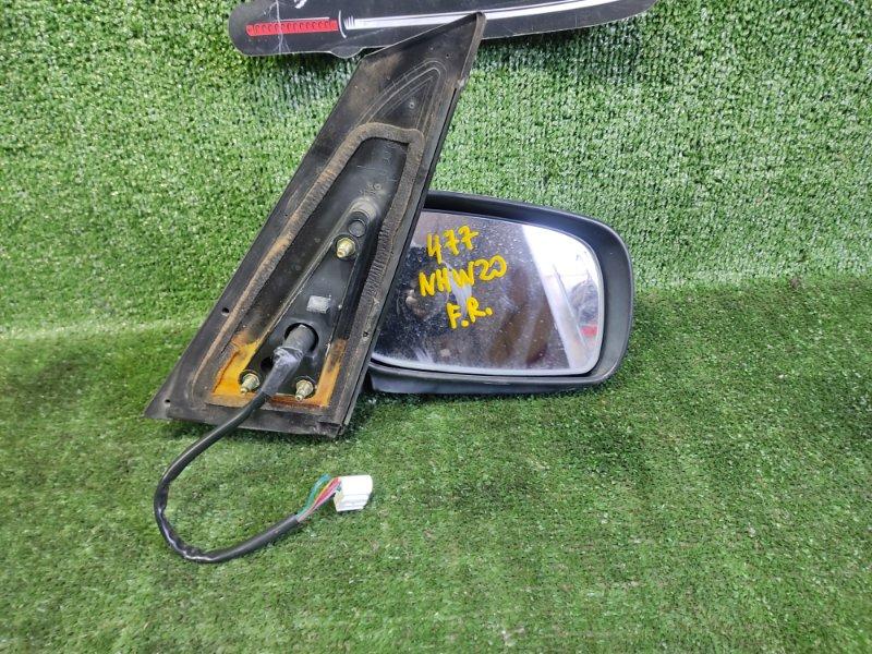 Зеркало Toyota Prius NHW20 1NZFXE 2003 переднее правое (б/у)