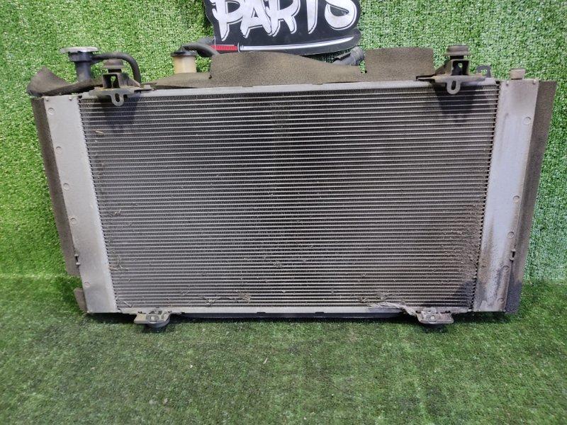 Радиатор основной Toyota Prius NHW20 1NZFXE 2003 (б/у)