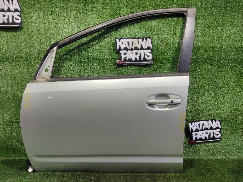 Дверь Toyota Prius NHW20 1NZFXE 2003 передняя левая (б/у)