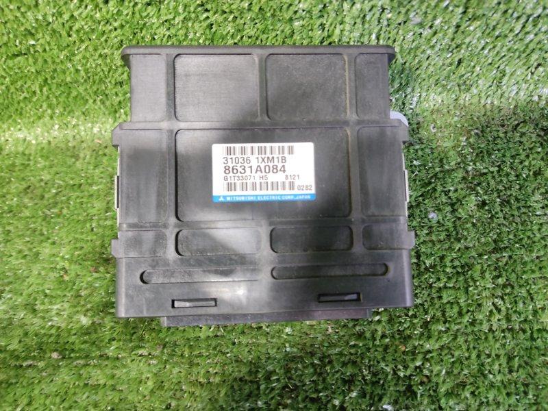 Блок управления акпп Mitsubishi Outlander CW6W 6B31 2008 (б/у)