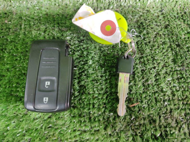 Ключ двери Toyota Prius NHW20 1NZFXE 2003 (б/у)